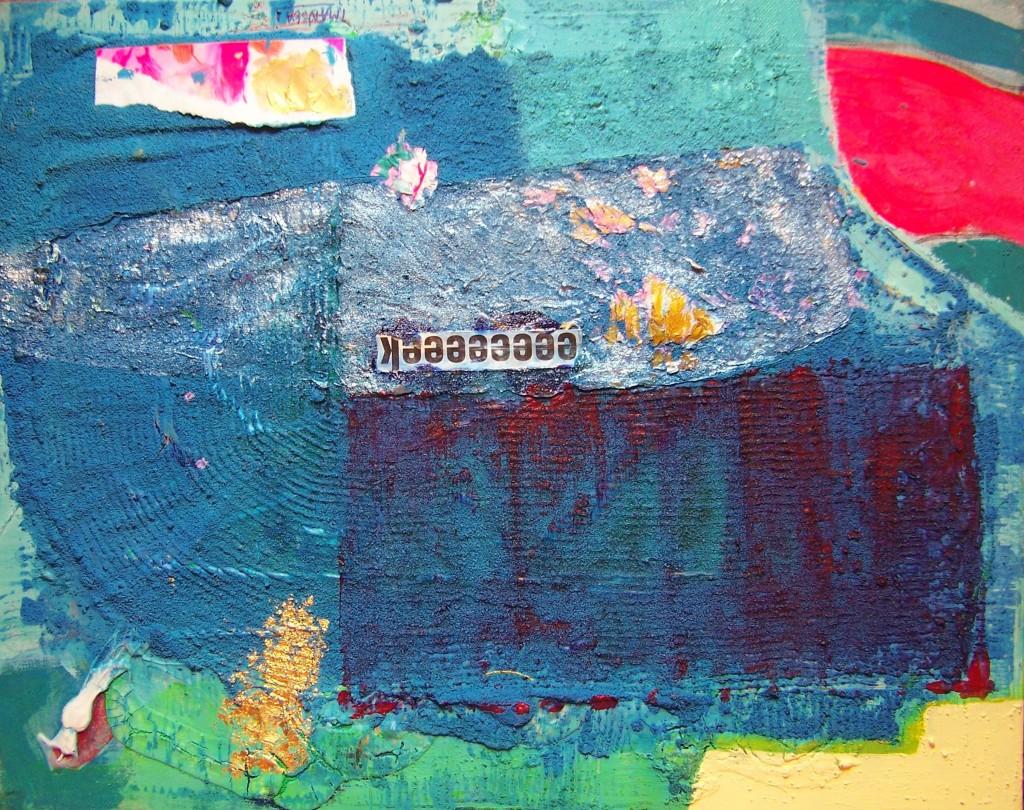 Irena I. Imanska - Acryl, Fresco, Leinwand,