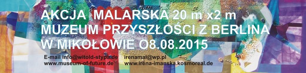 Akcja artyst. Stypa & Imanska